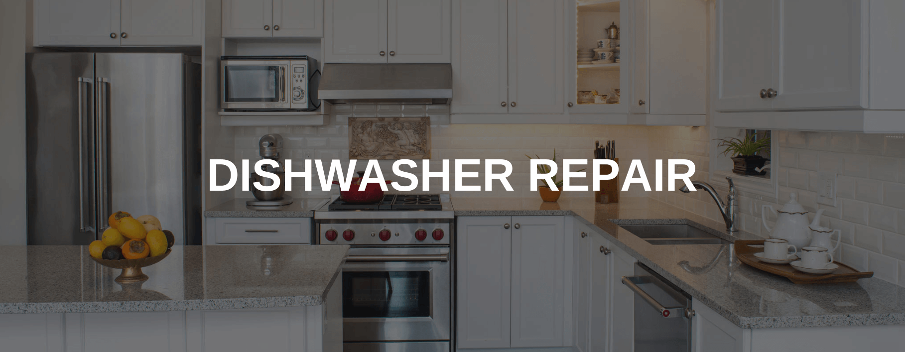 dishwasher repair coral gables