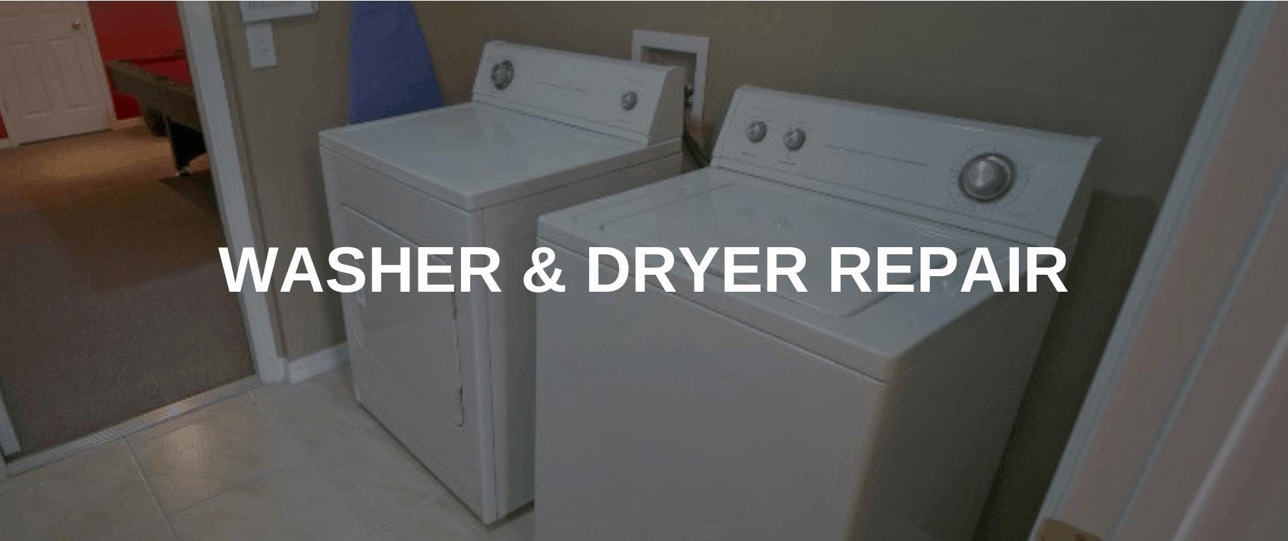 washing machine repair coral gables